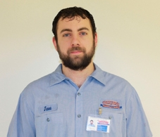 Jesse Tipton - Plumbing & Sewer Cleaning Technician