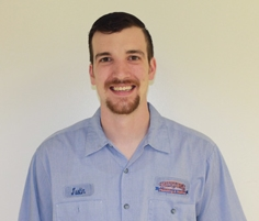 Justin Zemboy - Plumbing & Sewer Cleaning Technician